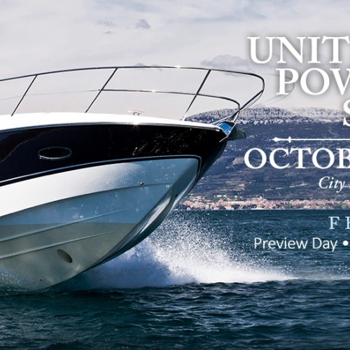 Keizer 42 present at U.S. Powerboat Show in Annapolis