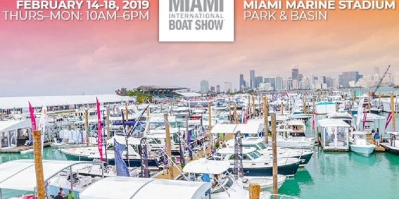 Keizer 42 debuts at Miami International Boatshow 2019!