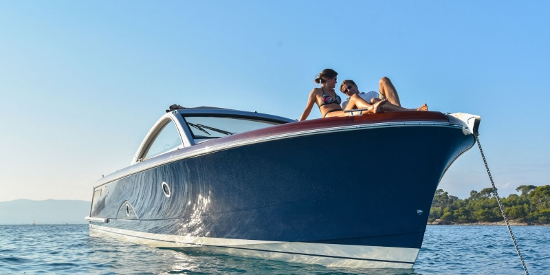 Keizer Yachts presents the world's first diamond-coated yacht